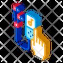 Music Player Gadget Icon