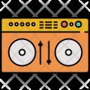 Music Player Boombox Icon