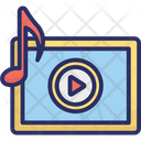 Music Player Music Audio Icon
