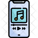 Music Player Media Icon