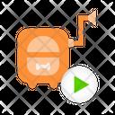 Music Box Turn Icon