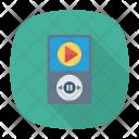 Music Player Audio Icon