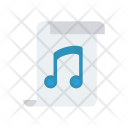 Player File Melody Icon