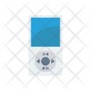 Mp Player Song Icon