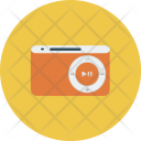 Music Player Tape Icon