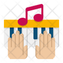Music Playing Music Player Multimedia Icon