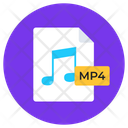 Music Playlist File Format File Extension Icon
