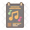 Music Poster Icon