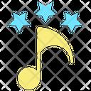 Music Rating Icon