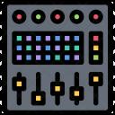 Music Recording Concert Icon