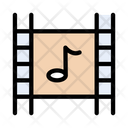 Film Reel Camera Icon