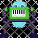 Music Robot Icon