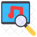 Music Search Music Musical Icon