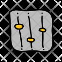 Music settings Icon
