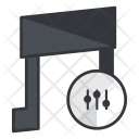 Music Settings Note Icon