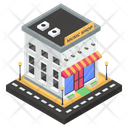 Music Shop Icon