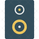 Music Speaker Loud Icon