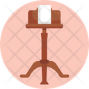 Music Music Stand Notes Icon