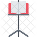Music Stand Orchestra Musical Icon