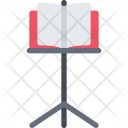Music Stand Book Icon