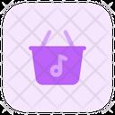 Music Store Music Shop Music Studio Icon