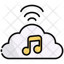 Music Streaming Icon