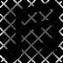 Music Symbol Music Emblem Music Design Icon