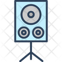 Music System Icon