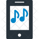Music Tab Music Player Cell Phone Icon