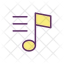 Music Note Music Tone Note Icon