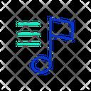 Music Tone Icon