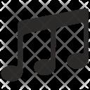 Music Sound Melody Icon