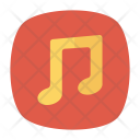 Melody Song Audio Icon