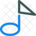 Music Note Key Icon