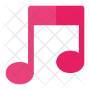 Melody Music Sound Icon