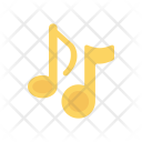 Melody Music Audio Icon