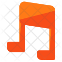 Notes Music Equipment Icon