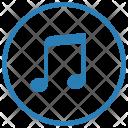 Tune Music Note Icon