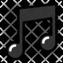 Music Note Tune Icon