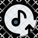 Music Upload Cd Uplaod Upload Icon