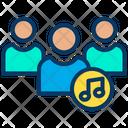 Music User Music Profile Male Profile Icon