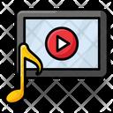 Music Video Icon