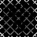 Music Video Clapboard Clapper Icon
