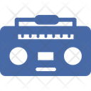 Boombox Music Party Icon