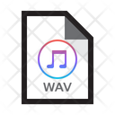 Music Wav Music Sound Icon