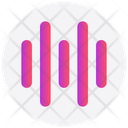 Interface Music Wave Icon