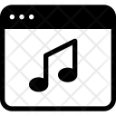 Music App Website Icon