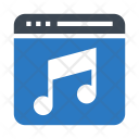 Music Song Online Icon