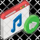 Music Website Listening Music Web Music Icon