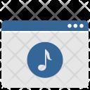 Music Window Icon